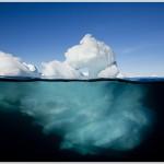 Icebergs, Disko Bay, Greenland