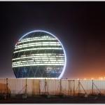The Disc Building, Abu Dhabi, UAE