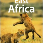 Lonely Planet East Africa Book Cover