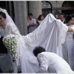Wedding, Manila, Luzon Island, Philippines, Asia